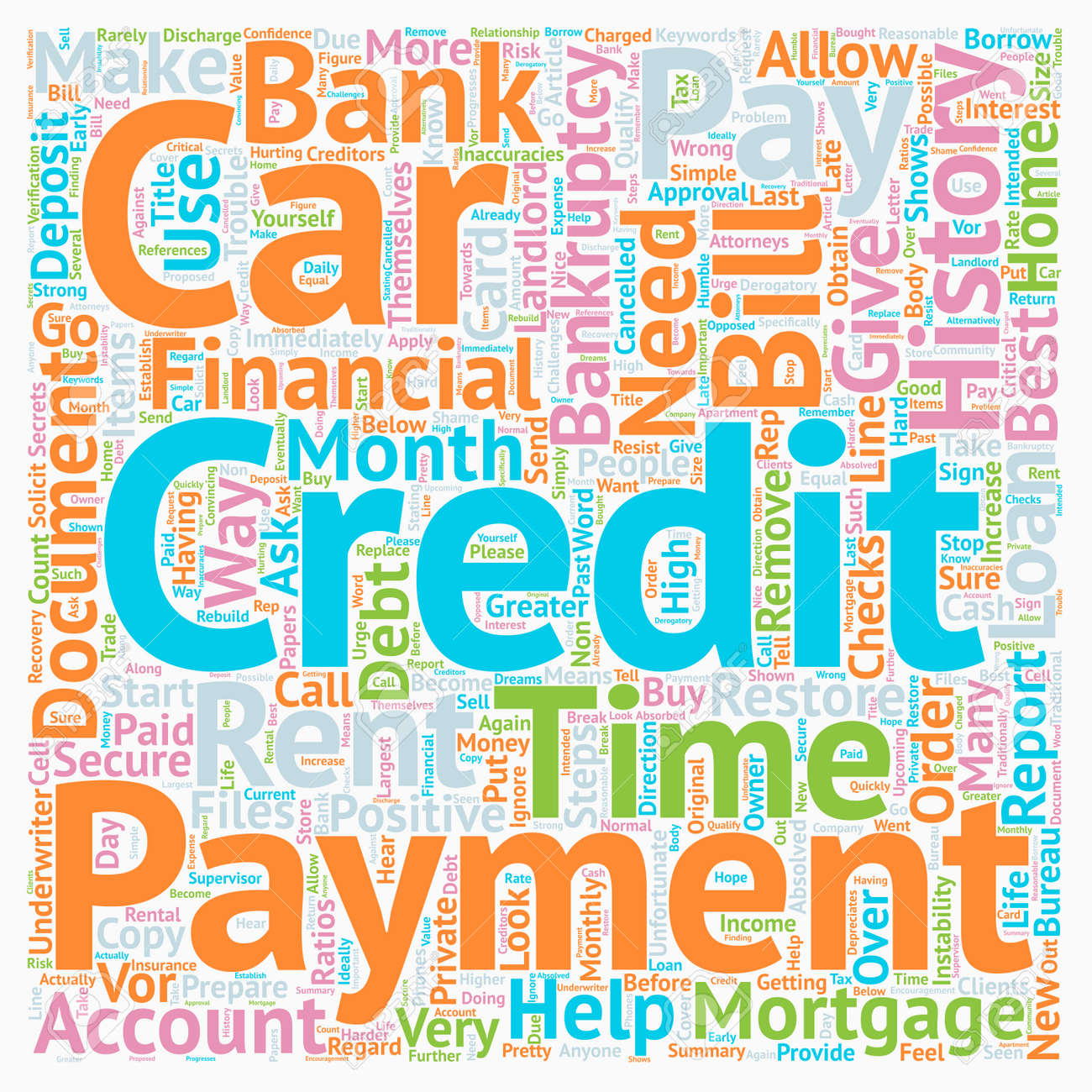 Charming Life After Bankruptcy How To Restore Your Credit After A Bankruptcy And  Obtain A Mortgage Text