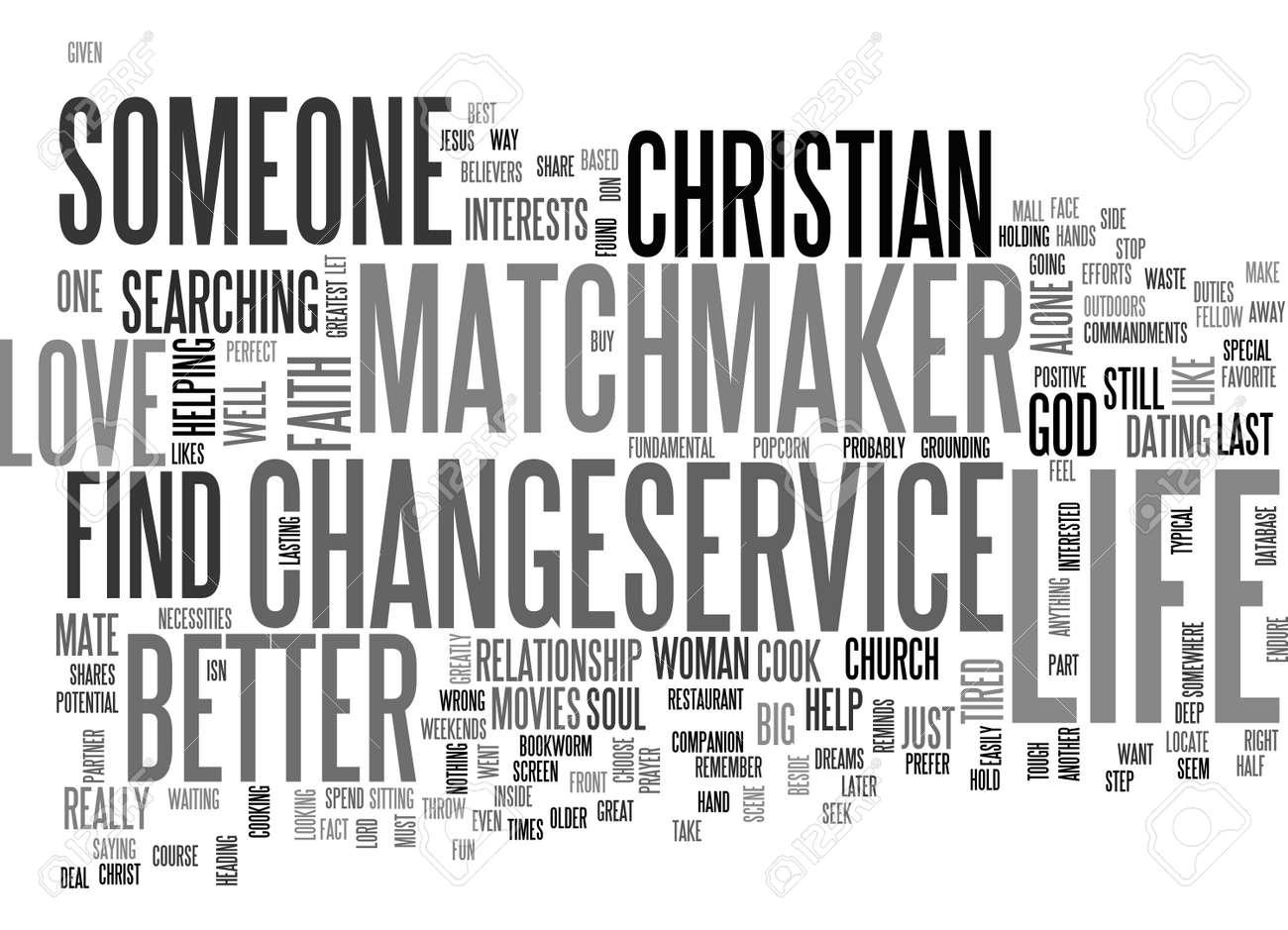 Christian matchmaker free