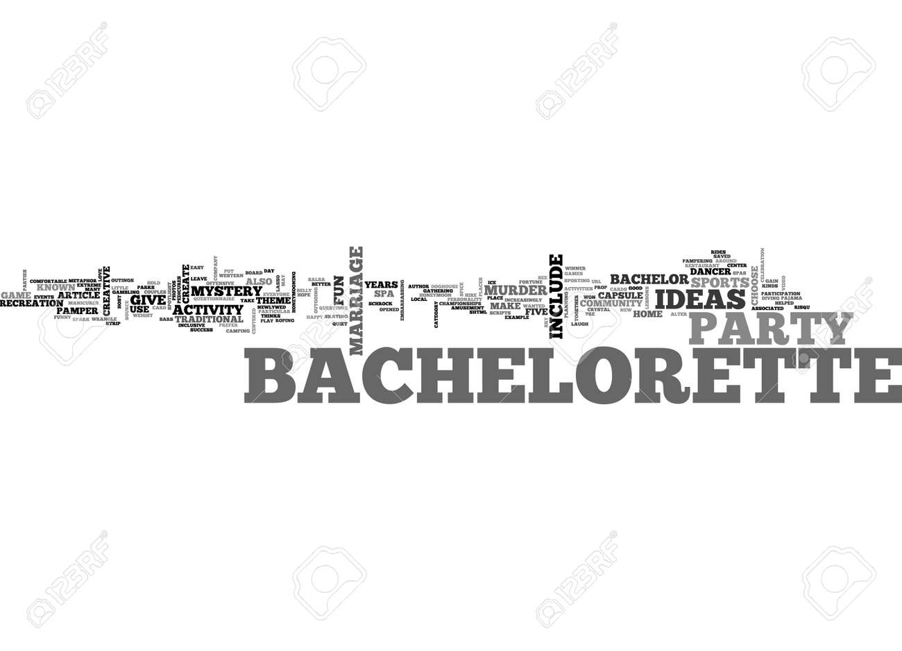 BACHELORETTE PARTY IDEAS THAT WON T LEAVE YOU IN THE DOGHOUSE ...