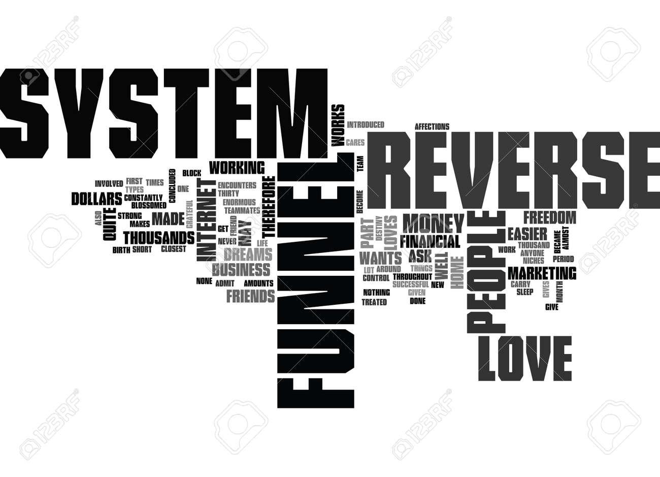 Reverse Funnel System - Hemat $ 50 Anda dan Temukan KEBENARAN