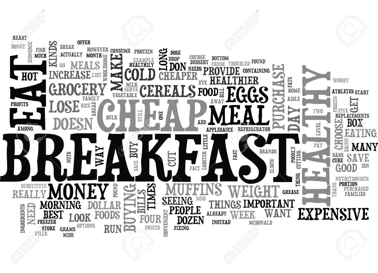 You can eat cheap but eat healthy to lose weight text word cloud you can eat cheap but eat healthy to lose weight text word cloud concept stock vector ccuart Images