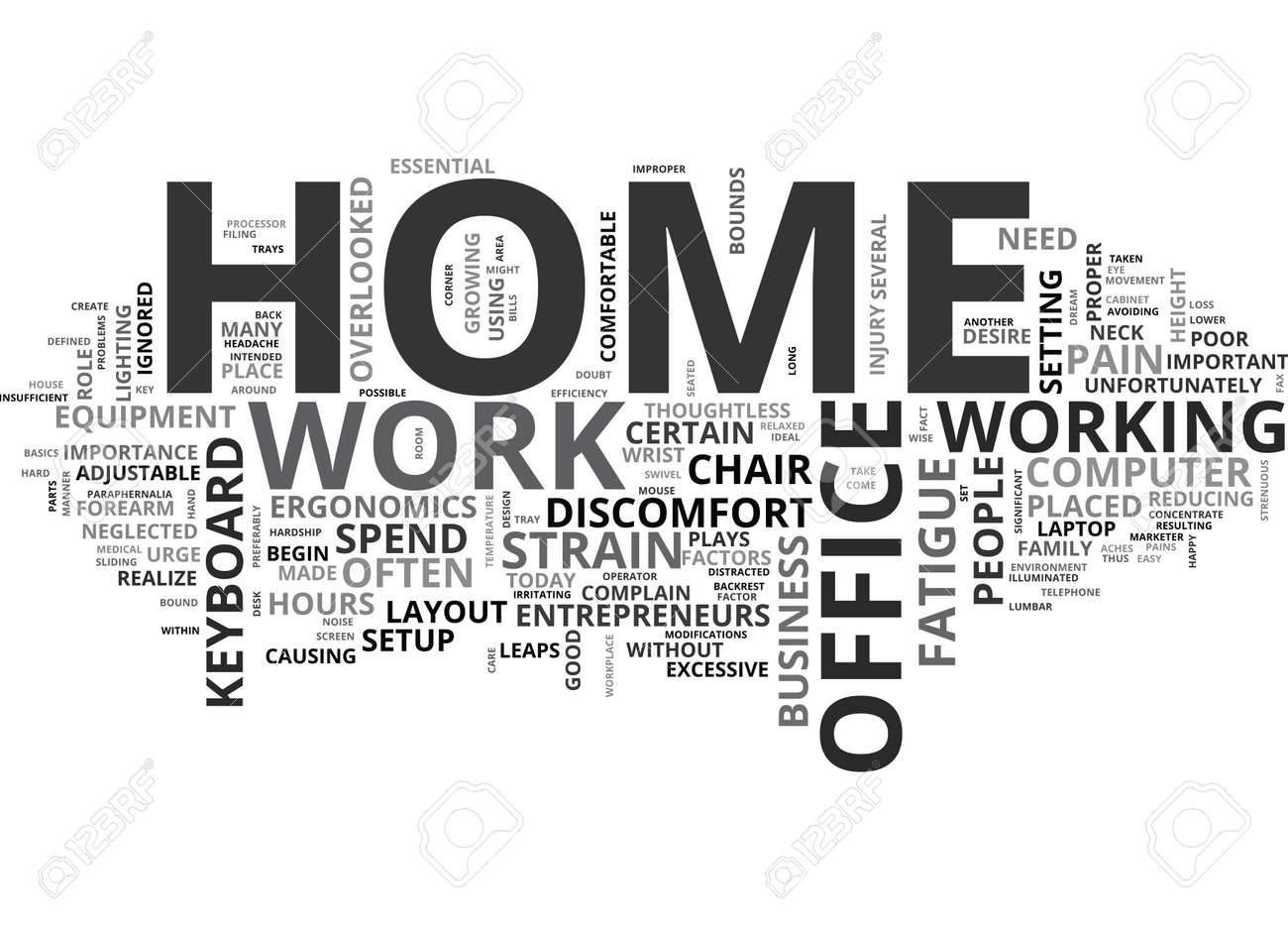WHY A GOOD HOME OFFICE SETUP IS ESSENTIAL FOR WORK FROM HOME ...