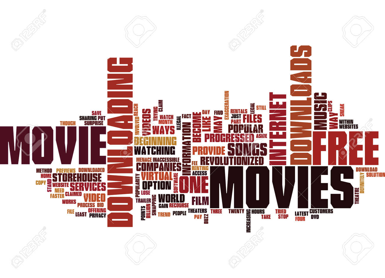 word for free movie