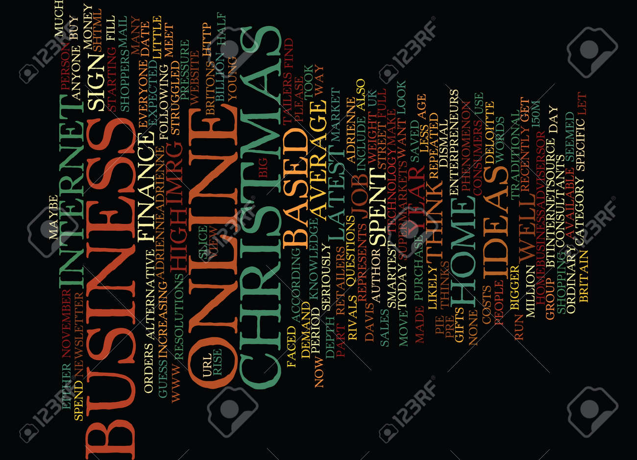 latest home based business ideas for text background word cloud