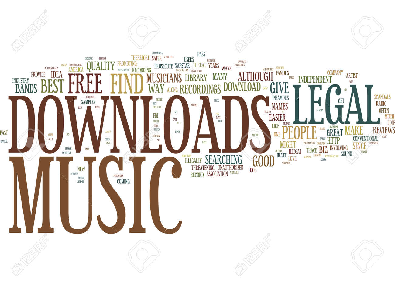 free legal music downloads for laptops