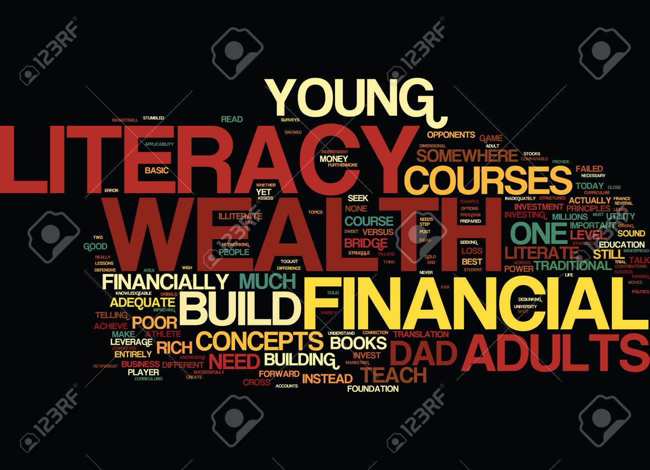 161 Financial Literacy Stock Vector Illustration And Royalty Free