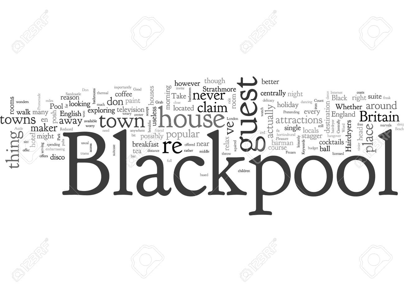Beautiful Vacations In Blackpool - 132214379