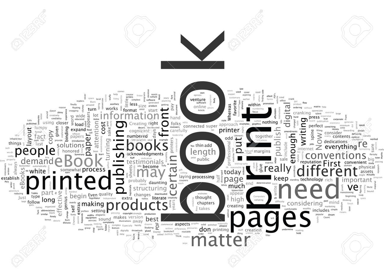 Before You Turn Your Ebook Into Print Read This First - 132215004