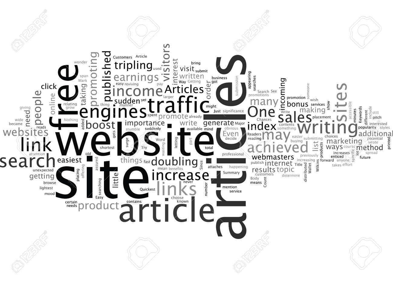 Articles Are The Quickest Way To Your Customers Wallet - 132020989