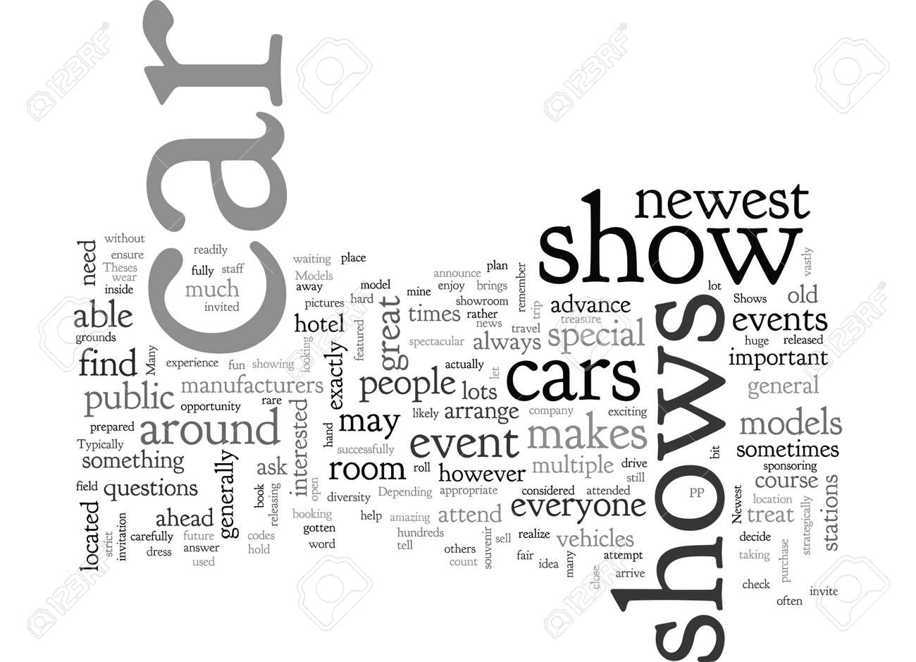 Car Shows for Newest Models - 132321195