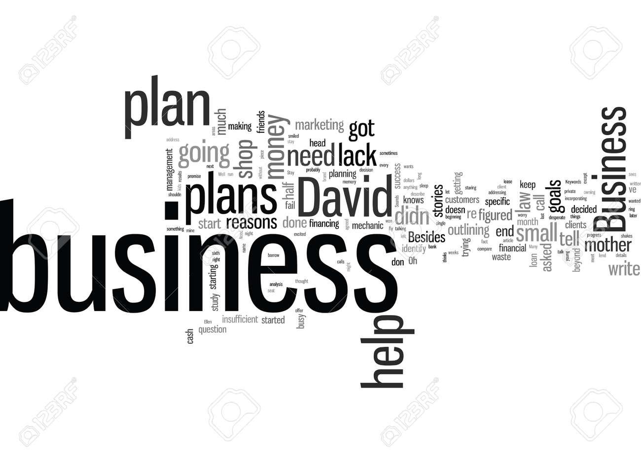 I Don t Need a Business PlanDo I - 132373276