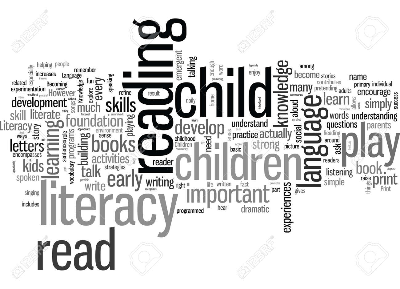 Lessons in literacy How to raise a reader - 132384721