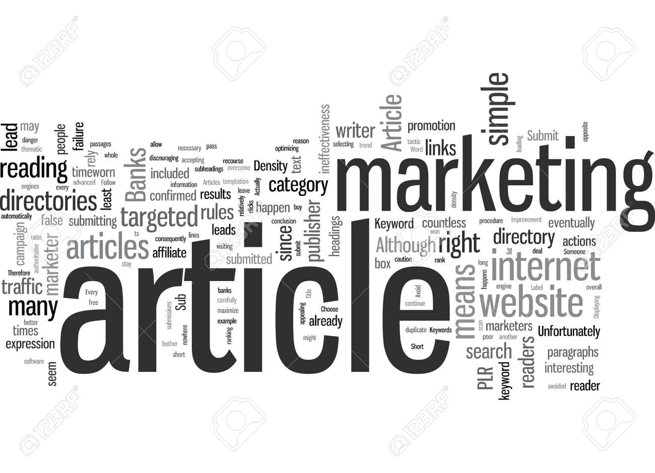 Submit Your Article To Article Directories Banks Dos Don ts - 132388368