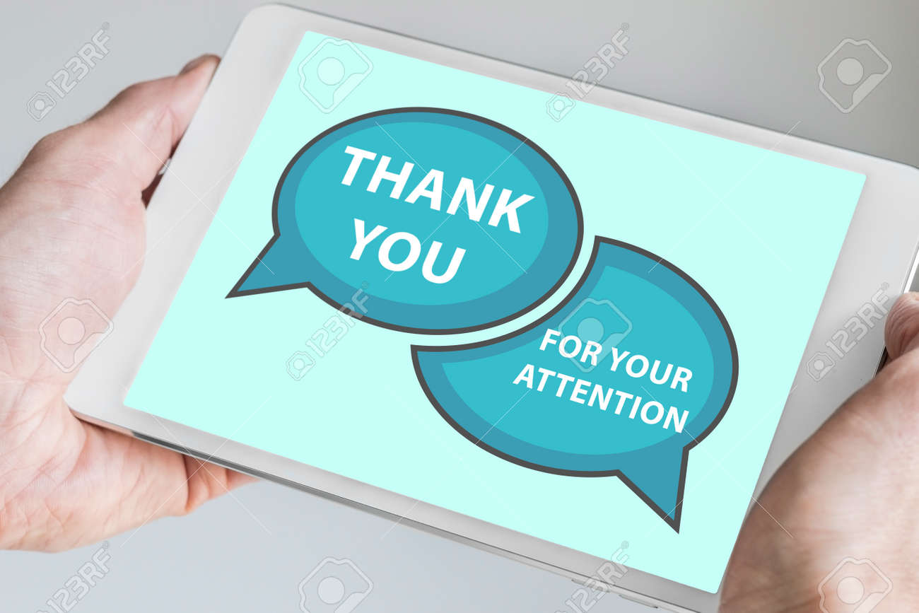 Thank You For Your Attention Картинки