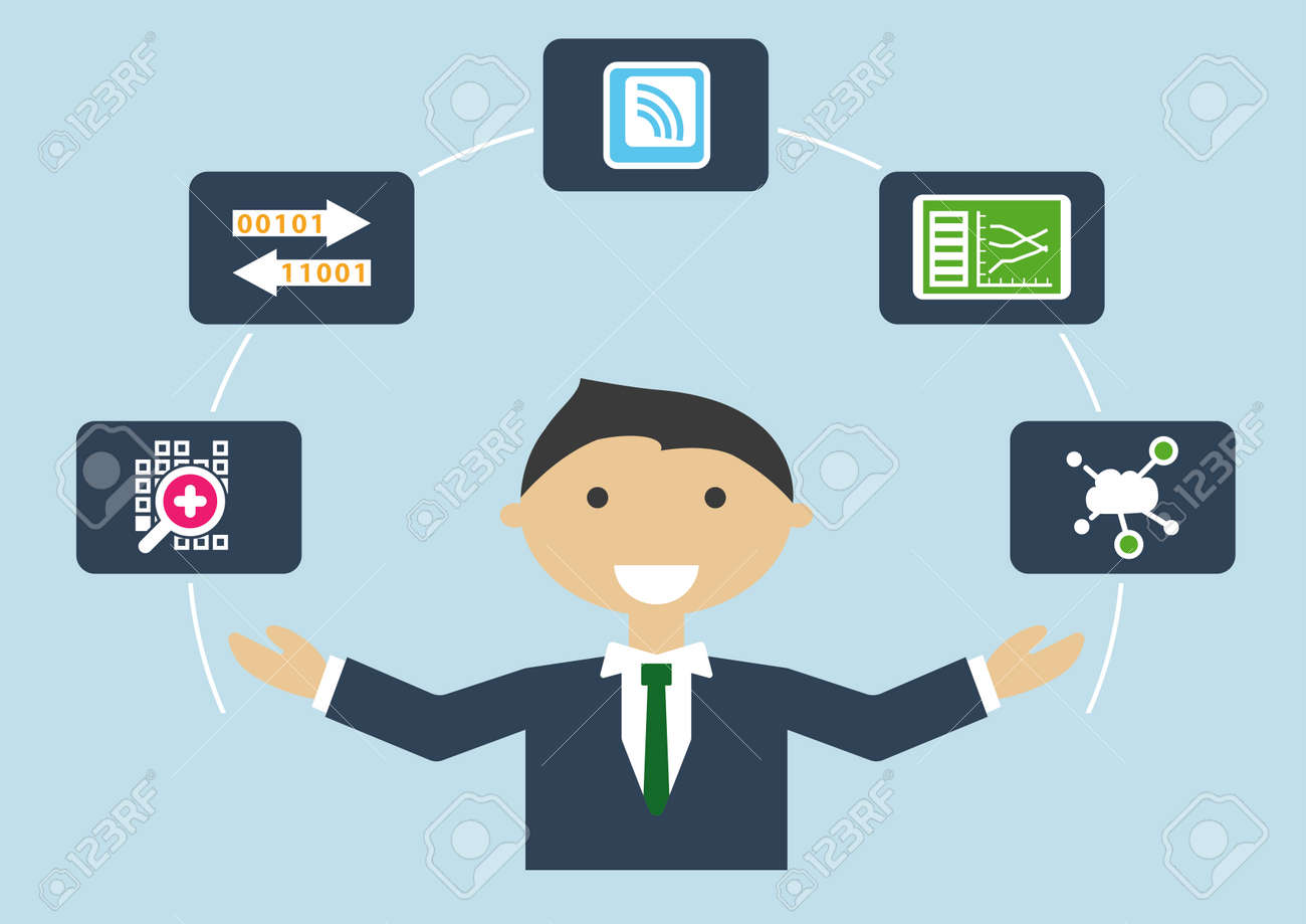 new employee icon stock photos images royalty new employee new employee icon people at work internet of things iot it expert job profile