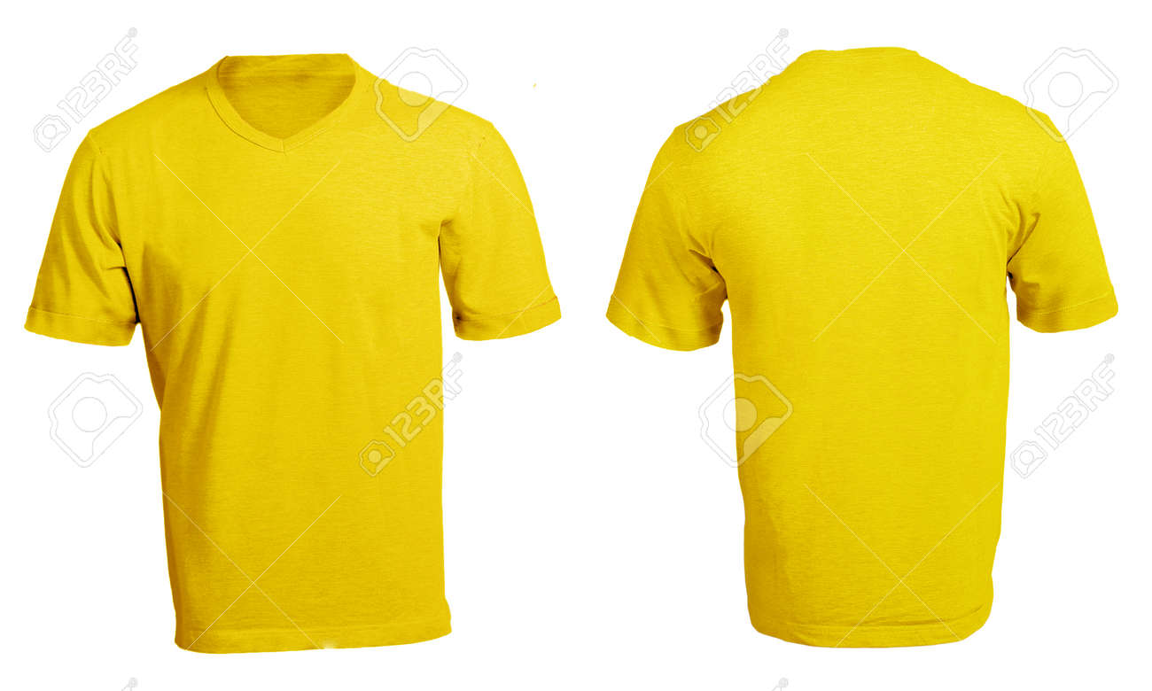 Shirt t Yellow back forecasting dress for spring in 2019