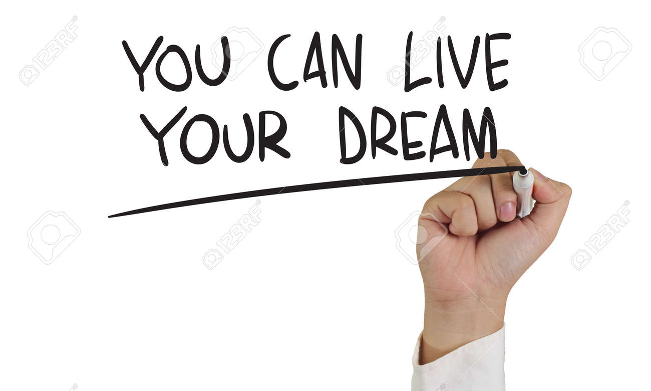 write about your dream