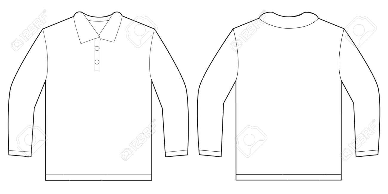 Ziemlich Leere Polo Shirt Vorlage Fotos - Entry Level Resume ...