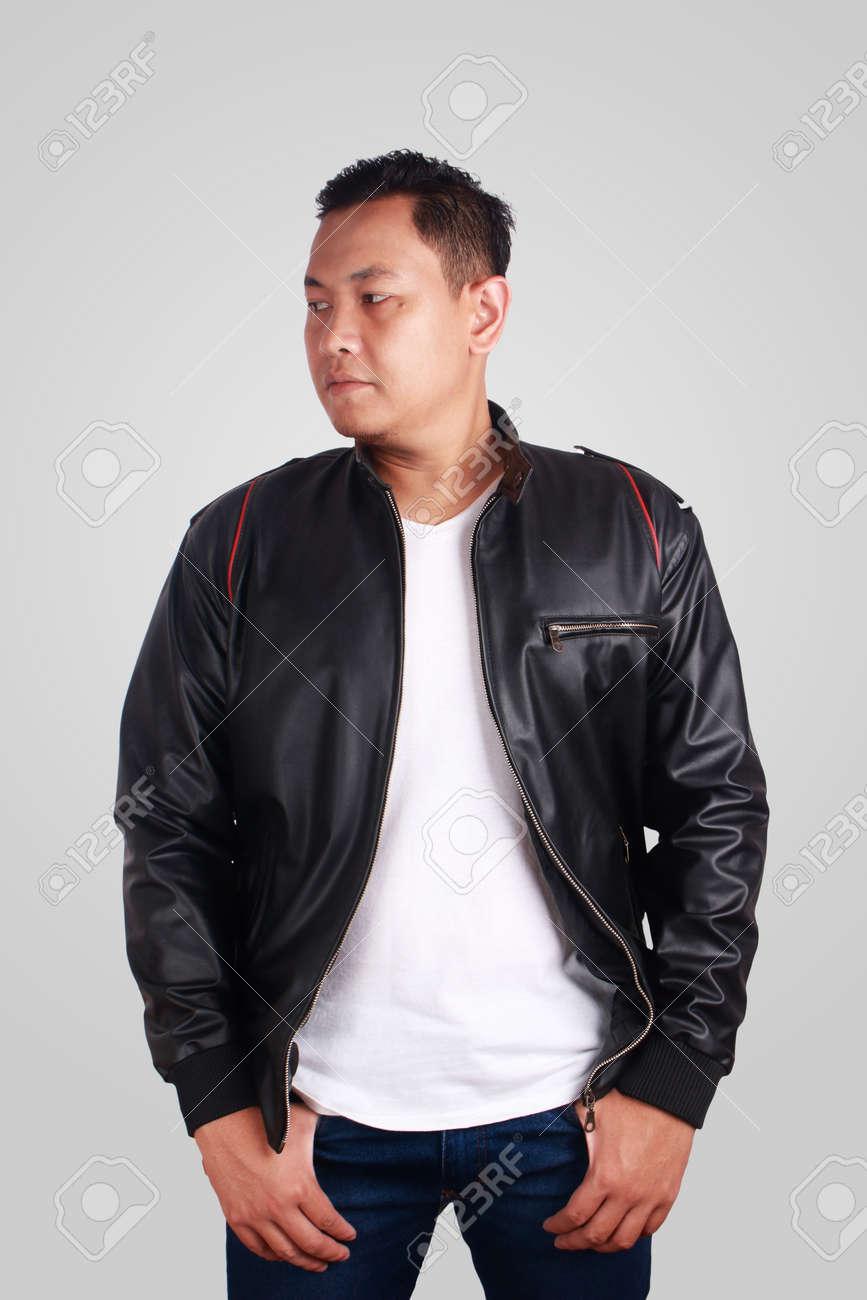 black and asian men
