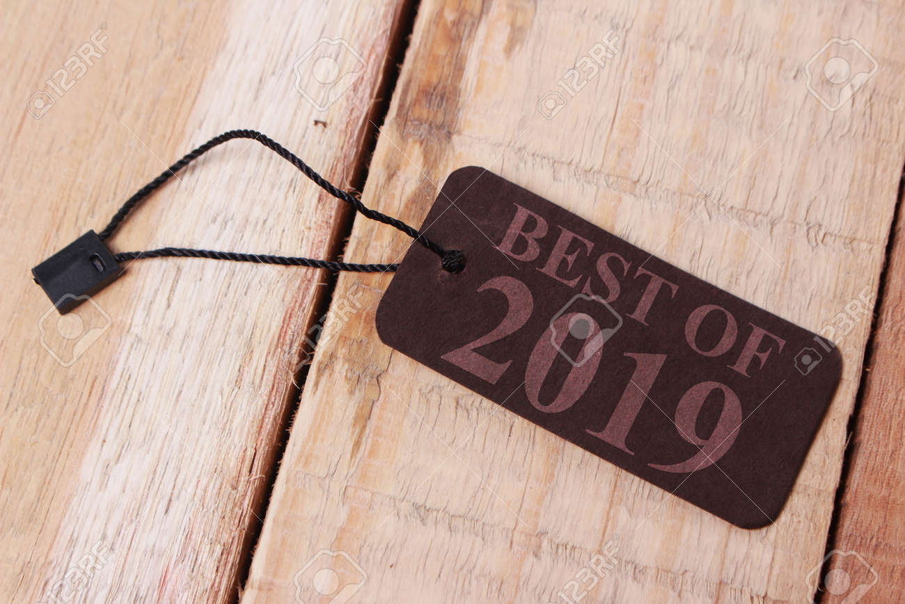 Best of 2019, last year review in life, business, relation, and preparing for new year 2020 resolutions - 135844922