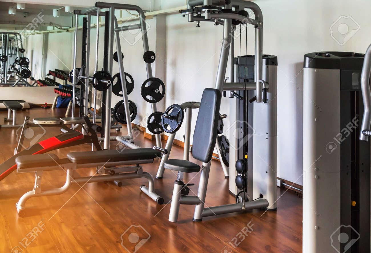 Health exercise equipment for bodybuilding in modern fitness