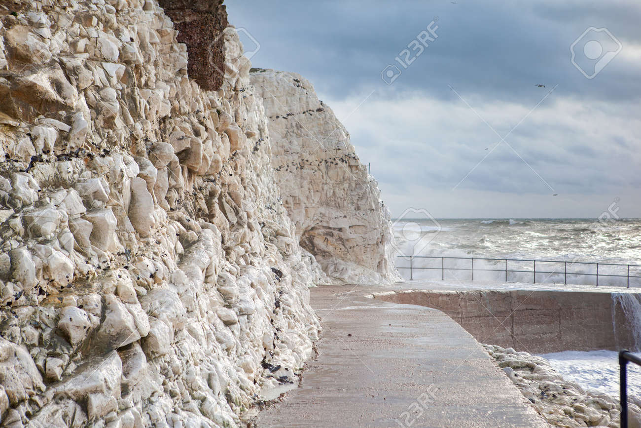 weather in seaford east sussex today