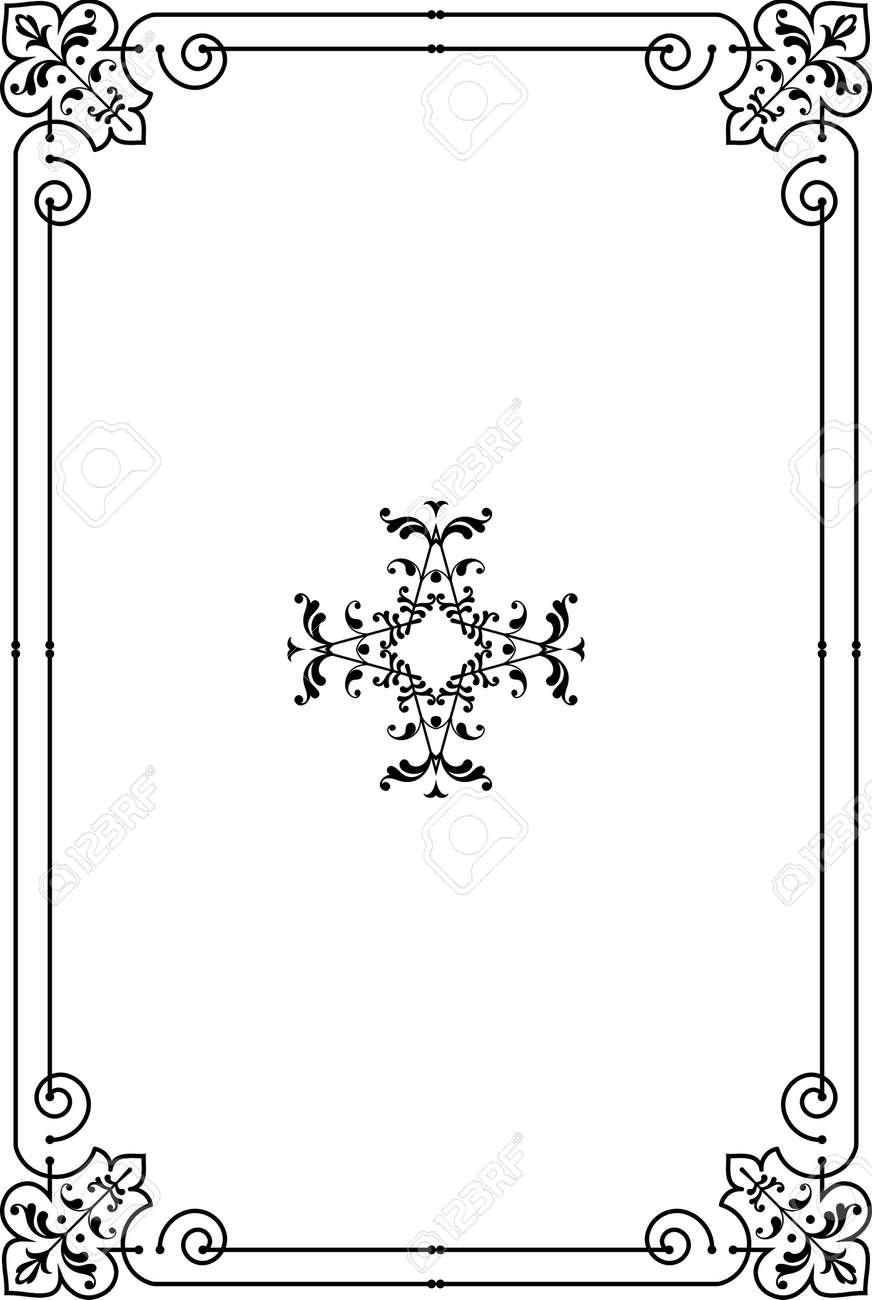 frame border design. Modren Frame Frame Border Design Vector Art Stock  45479049 Inside
