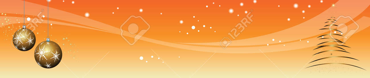 Christmas banner Stock Vector - 14973696
