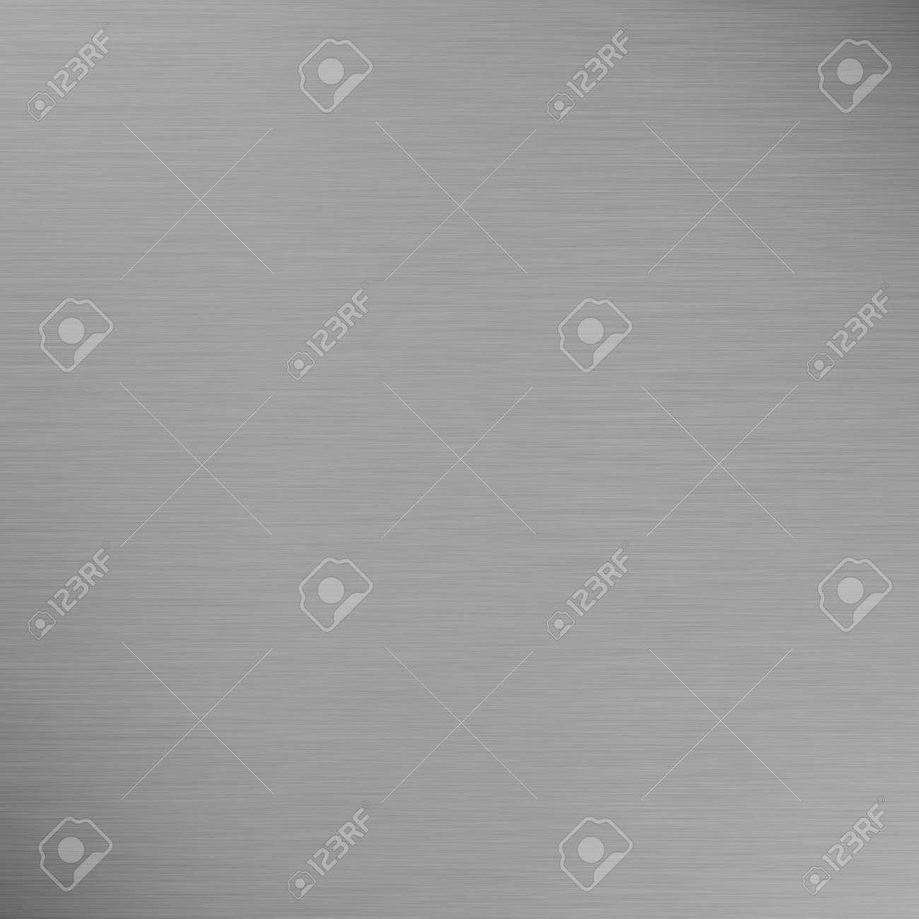 Brushed Metal Background Stock Photo - 14411893