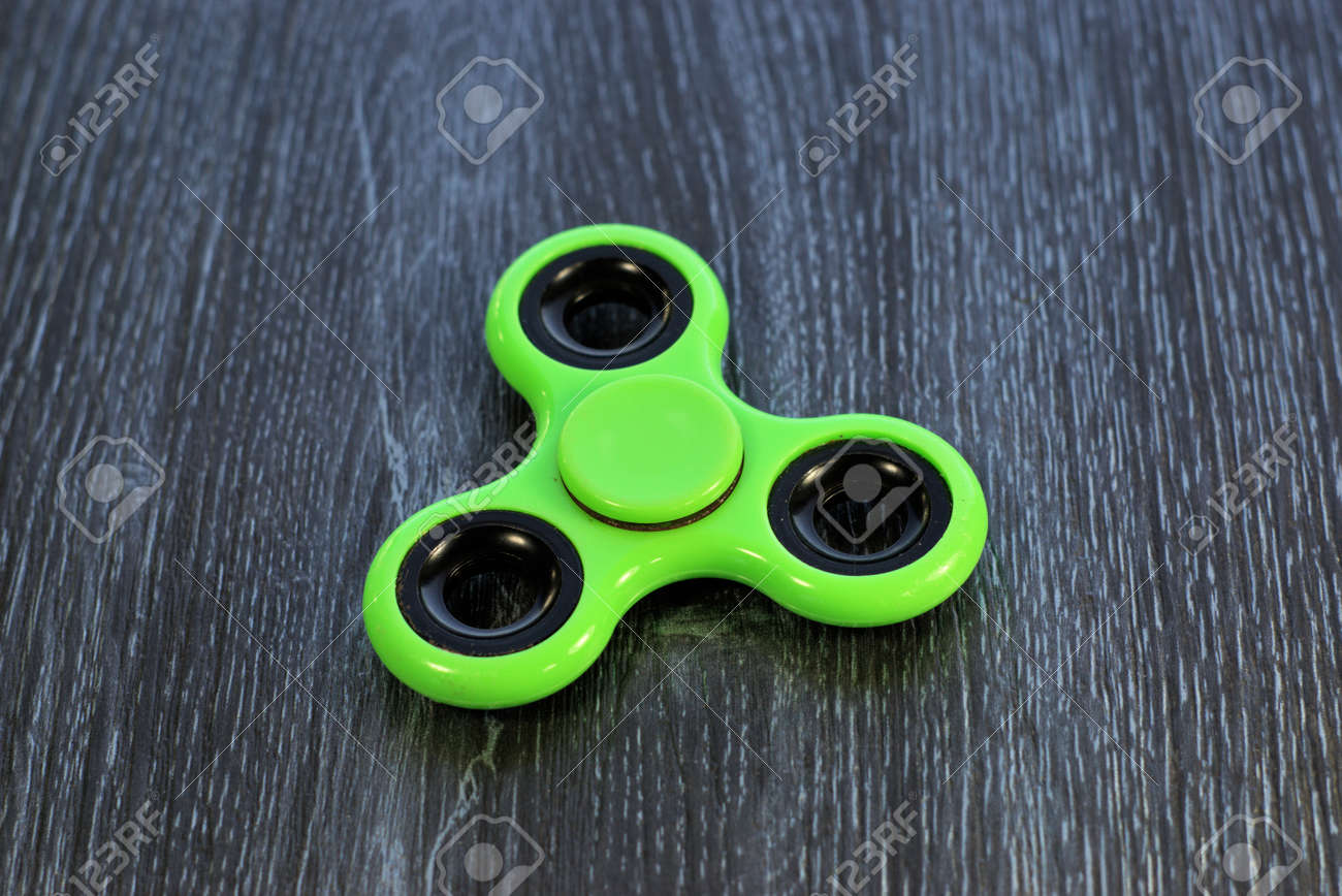 Fidget Spinner Toy Is One Popular With Kids All Around The World