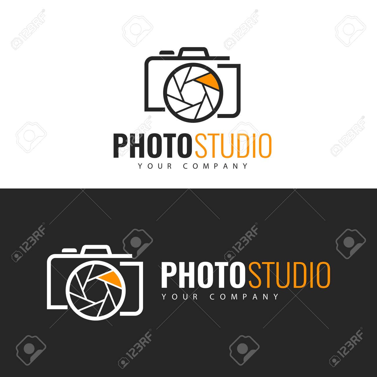 Logo template. Photo Studio Logo design. - 168191083