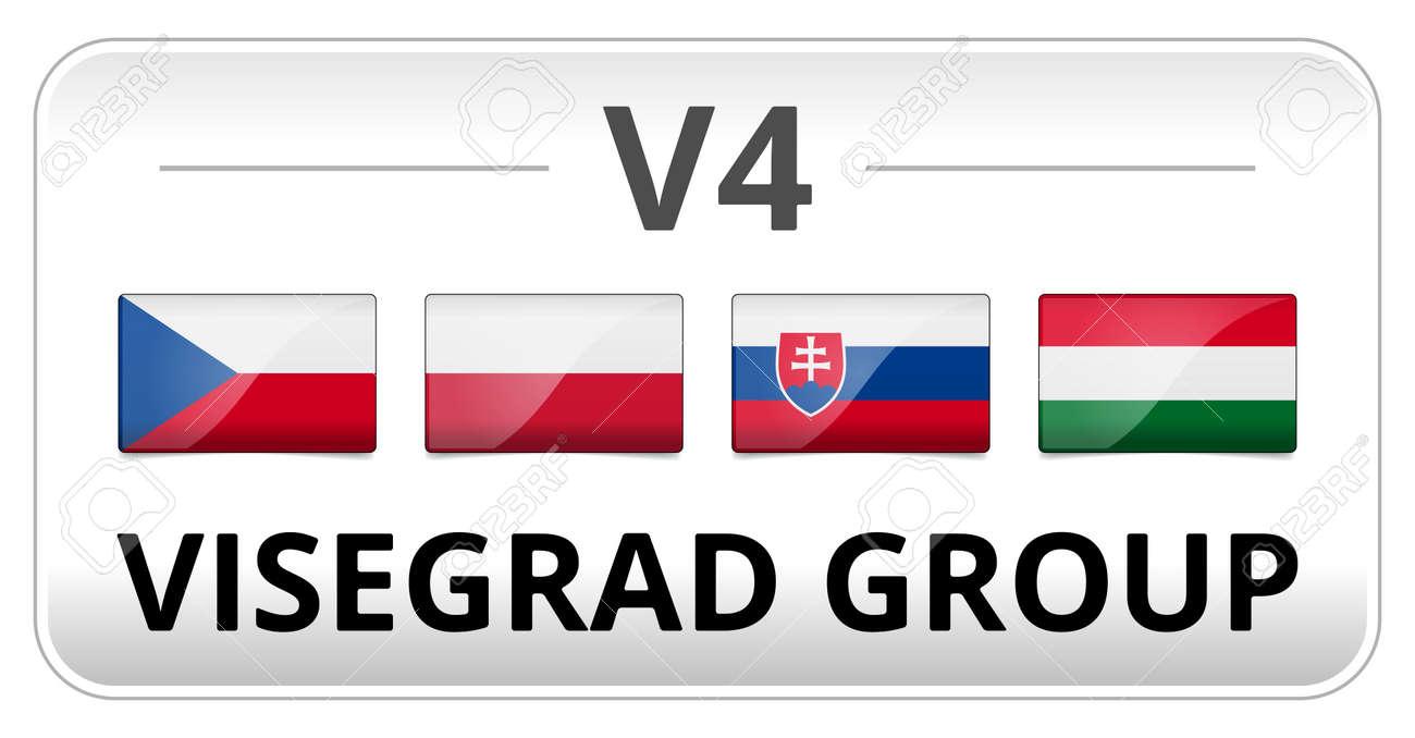 V4 ヴィシェグラード グループ ...