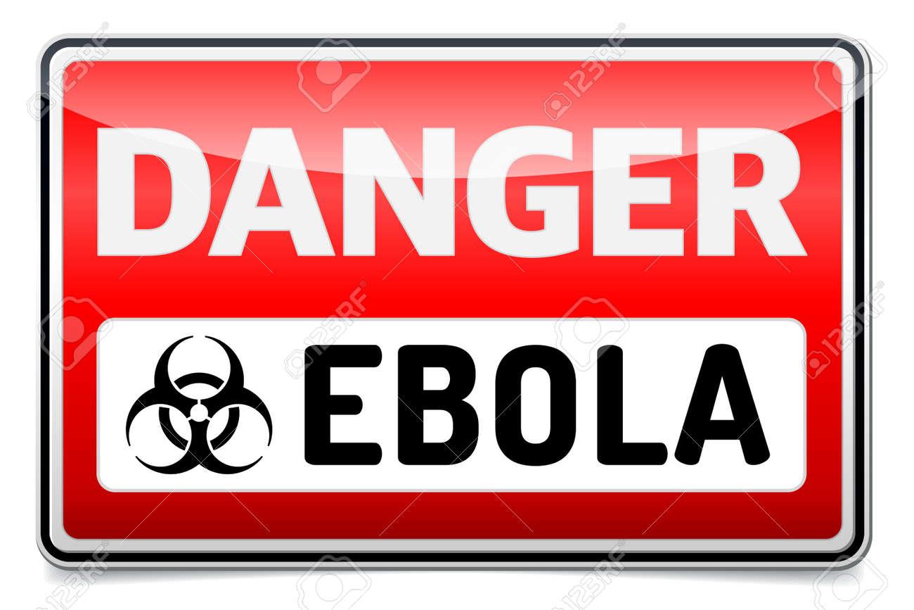 Biohazard symbol stock photos royalty free business images ebola biohazard virus danger sign with reflect and shadow on white background illustration buycottarizona Gallery