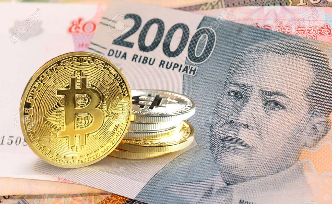 bitcoin rupiah)