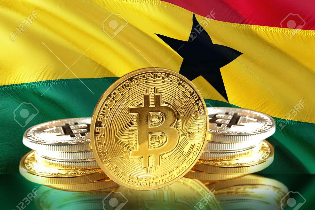 bitcoin ghána
