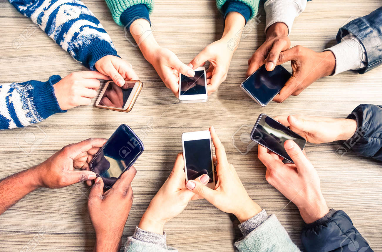Image result for using phones