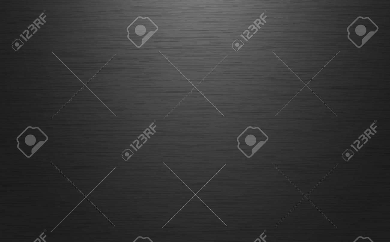 black steel plate abstract background - 134017280