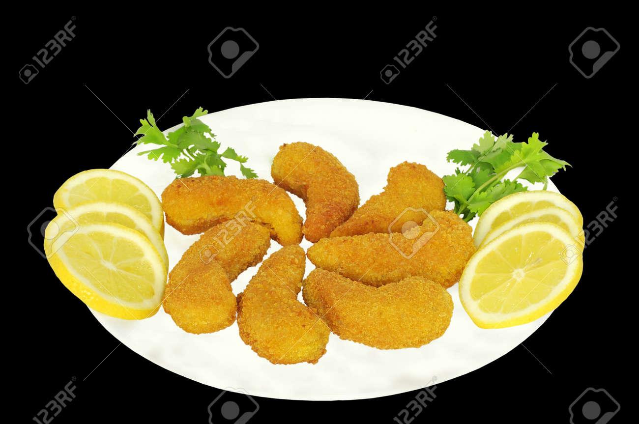 Crispy fried prawn Stock Photo - 14446316