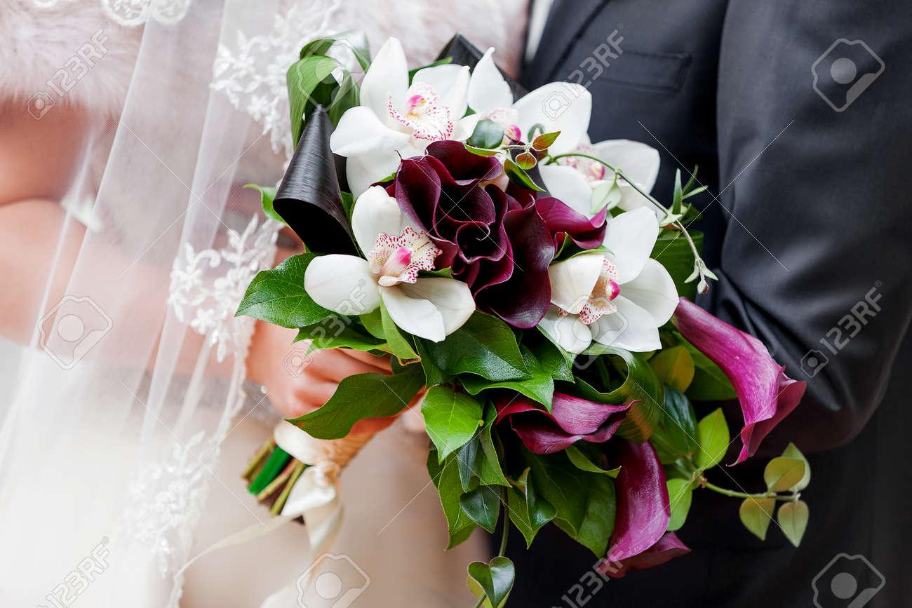 Hochzeitsstrauss Traditionelles Symbolisches Zubehor Der Braut
