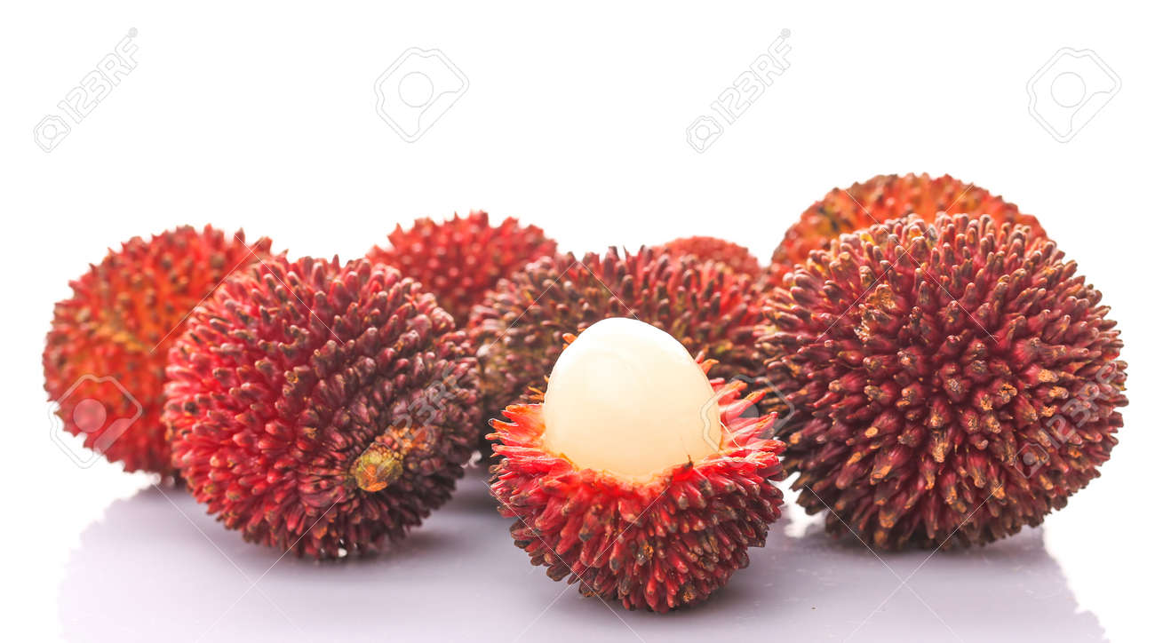 exotic tropical fruits images with names