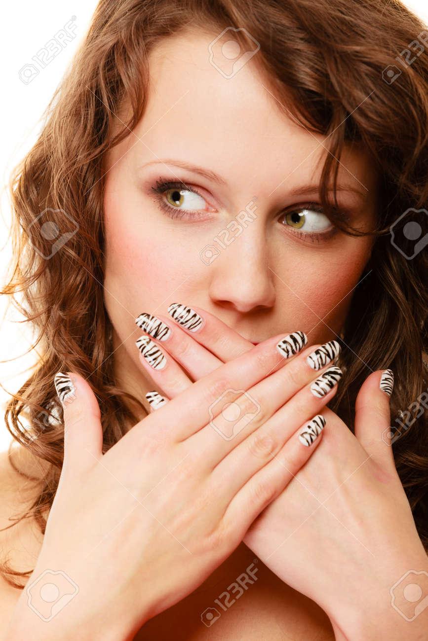 Русские женщины в рот 11 фотография
