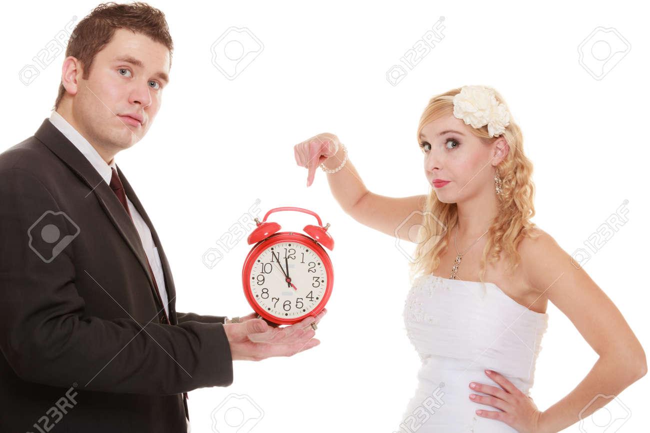 Resultado de imagen de una novia que se tome su tiempo