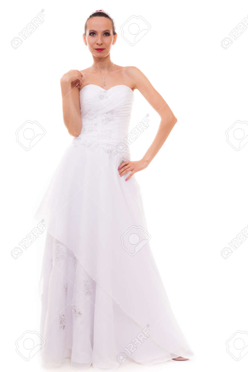 Vestido boda novia romantico