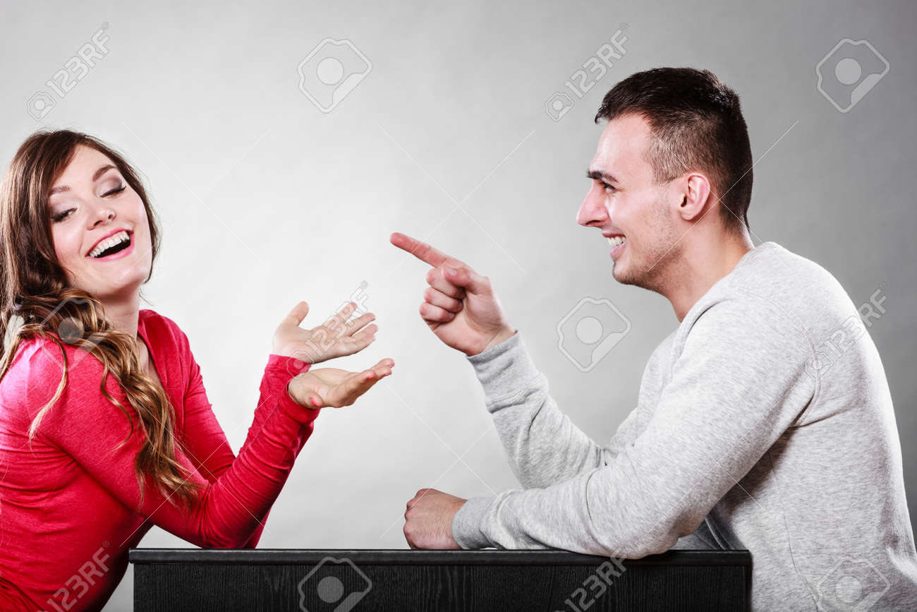 Holding A Conversation With A Girl