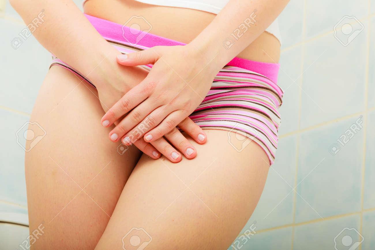 Crotch Of Her Panties HD