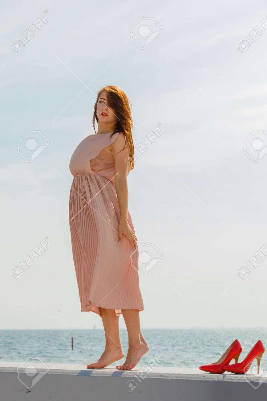 Welche schuhe bei langem kleid