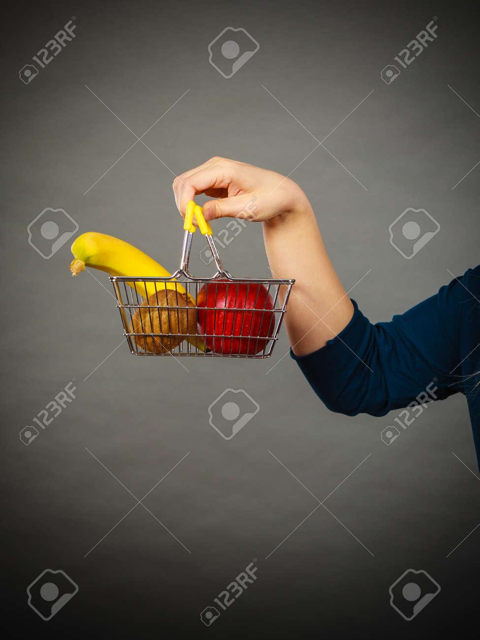 gluten free diet grocery cart