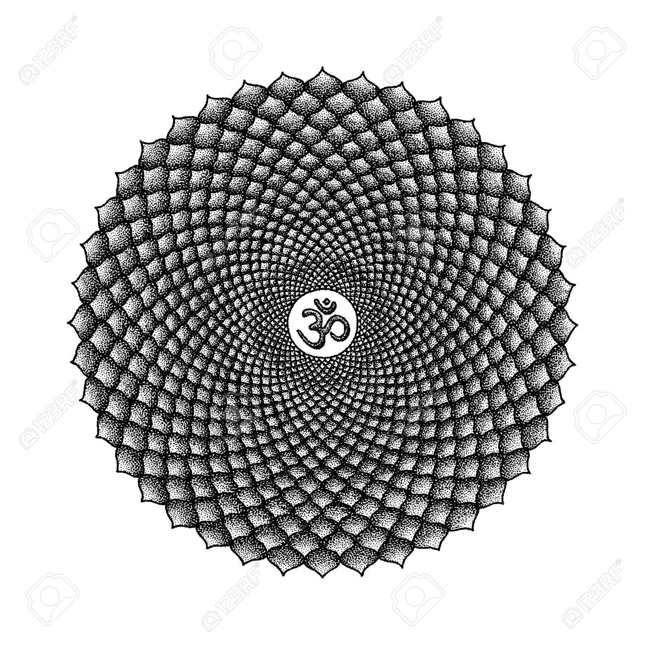 Vector seven primary crown sahasrara chakra sanskrit seed mantra om vector seven primary crown sahasrara chakra sanskrit seed mantra om hinduism syllable one thousand lotus petals buycottarizona Image collections