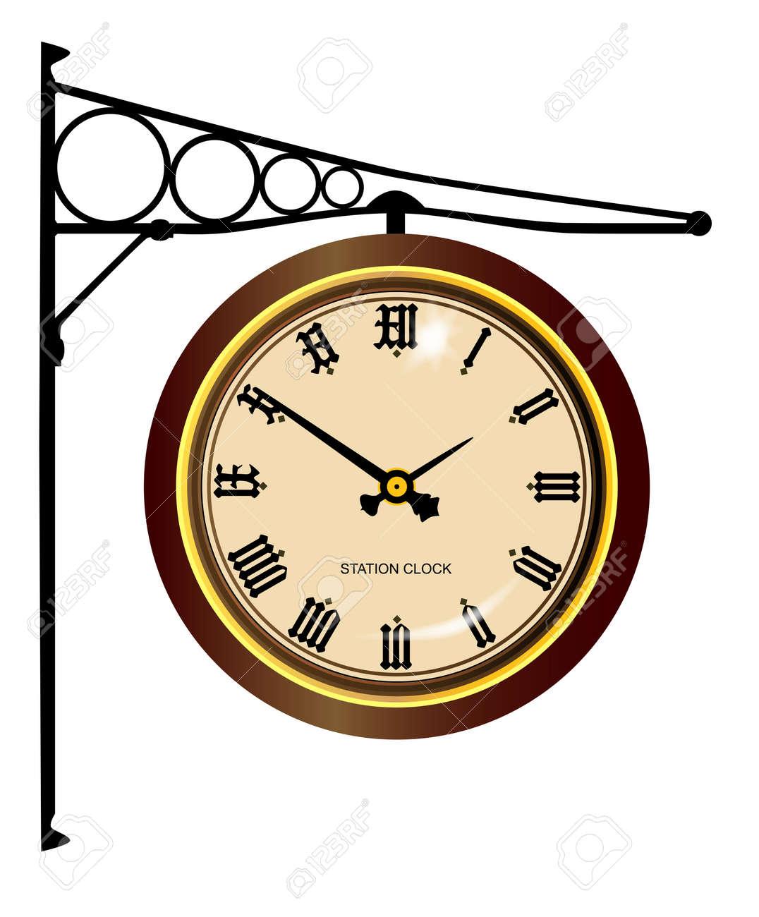 orologio appeso