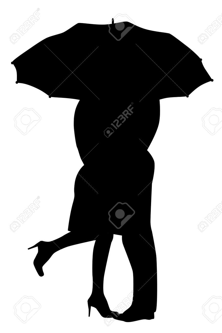 1 454 under rain stock vector illustration and royalty free under